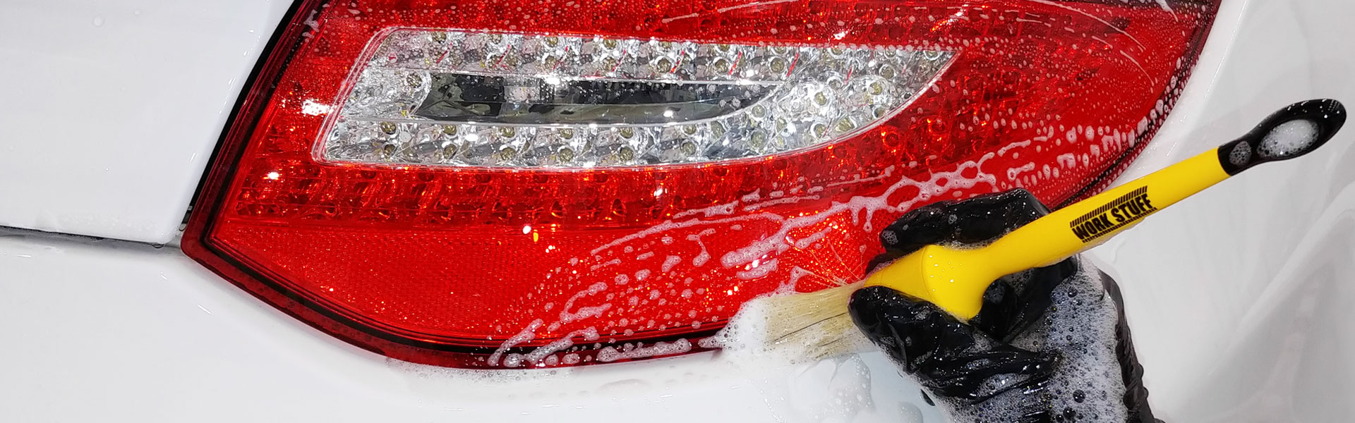 Mycie detalingowe, kompleksowy auto detailing