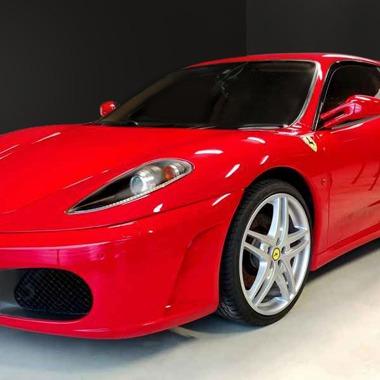 Ferrari F430 - Auto detailing - Realizacja