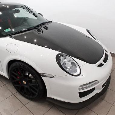 Porsche GT3 RS - Auto detailing - Realizacja
